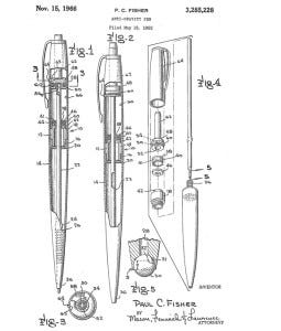space-pen-patent