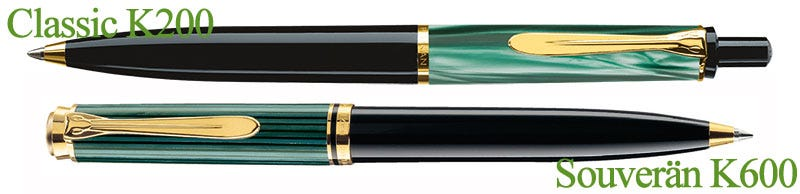 When Size Matters: Classic K200 v Souverän K600