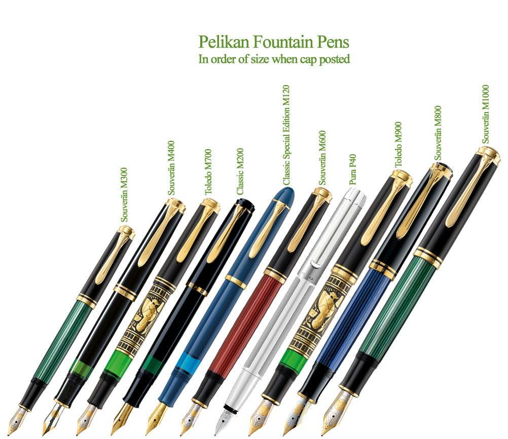 When Size Matters: A comparison of pen sizes