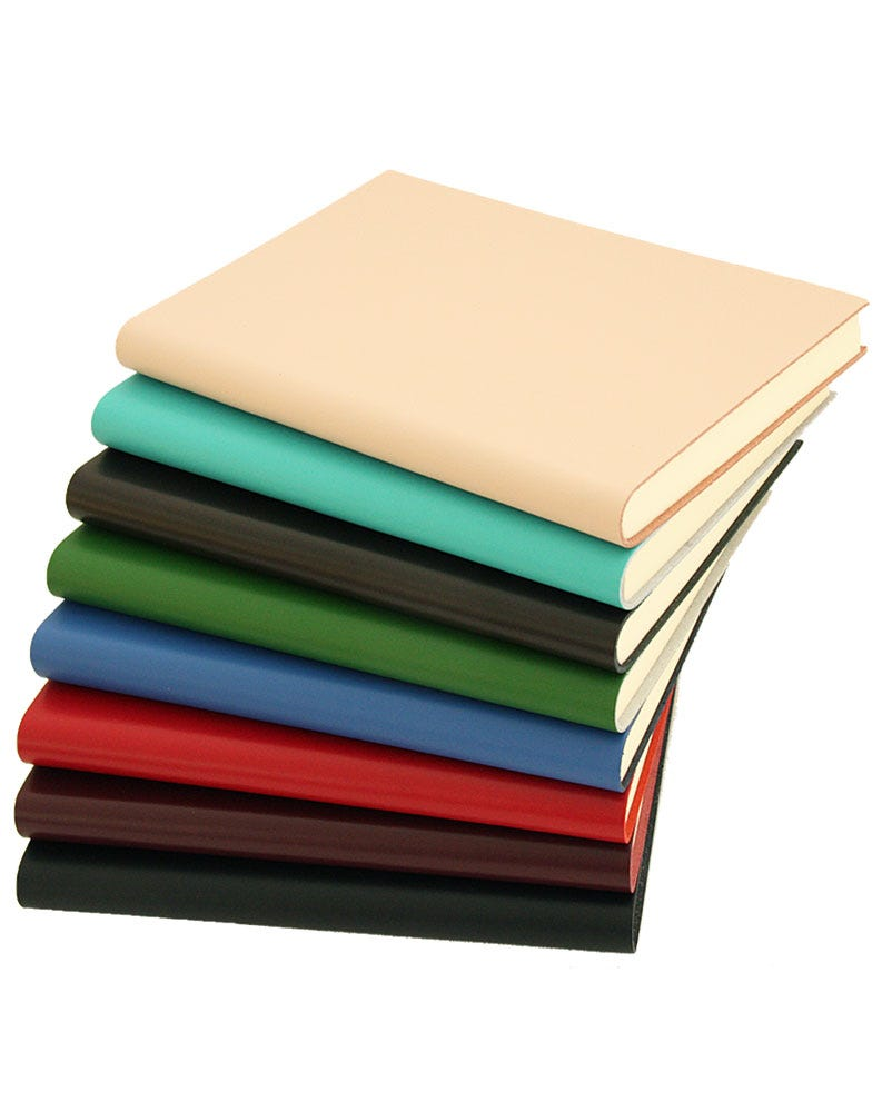 Sorrento Large Leather Journal