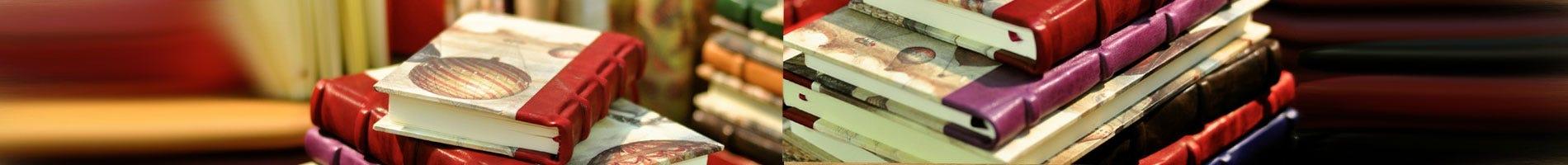 bomo art leather spine journals