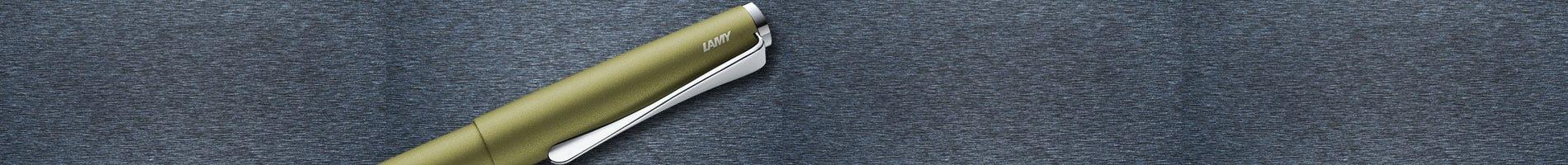 lamy studio olive special edition fountain pen