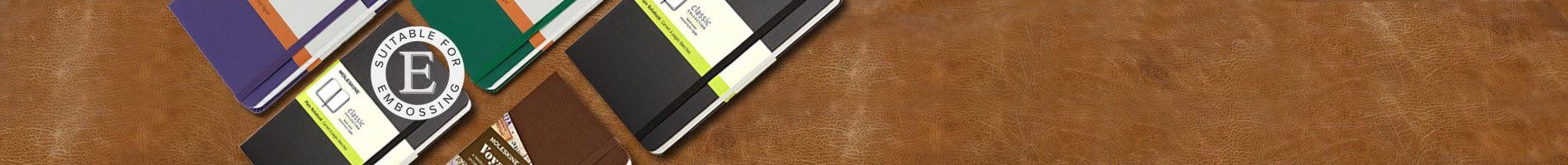 assorted notebooks masthead