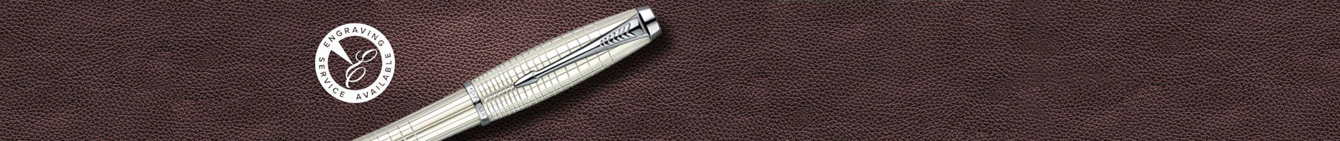 Parker Sonnet rollerball pen in red lacquer