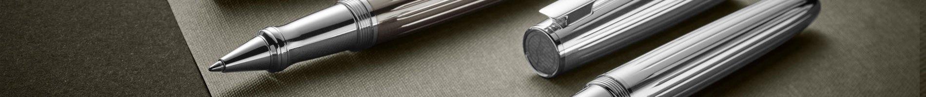 Cross Century 2 rollerball pen lustrous chrome