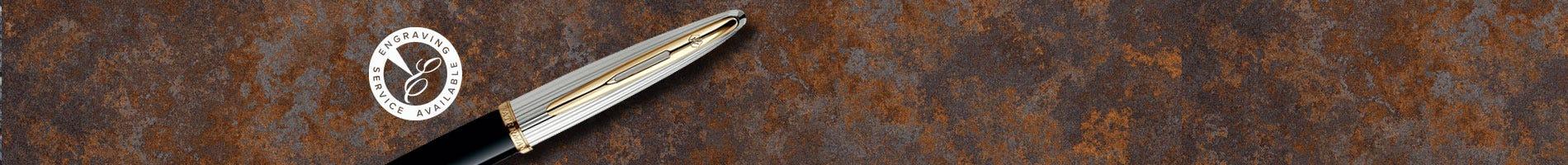 Waterman Carene deluxe ballpoint pen