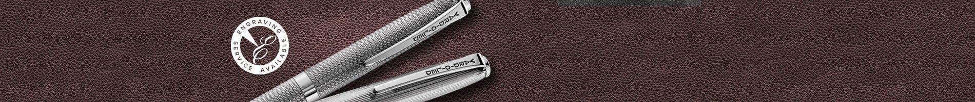 yard-o-led perfecta victorian rollerball pen