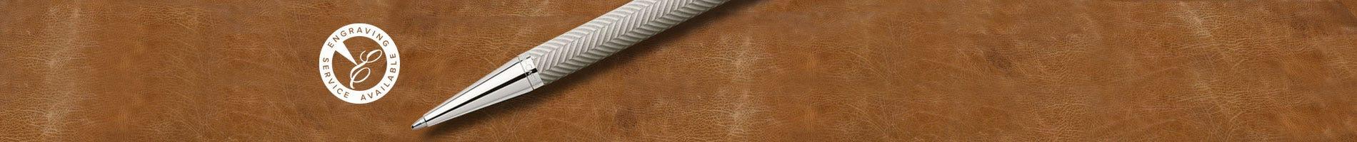 graf von faber castell classic grenadilla wood fountain pen