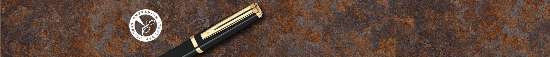 Waterman Carene deluxe fountain pen