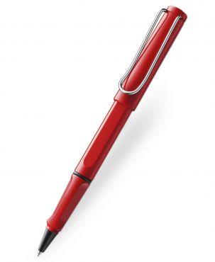 Lamy Safari Red Rollerball Pen