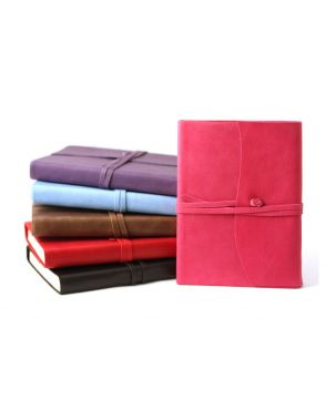 Amalfi Medium Leather Journal