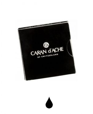 Caran d'Ache Ink Cartridges (Pack of 6)