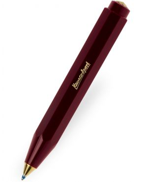 Kaweco Classic Sport Bordeaux Ballpoint Pen