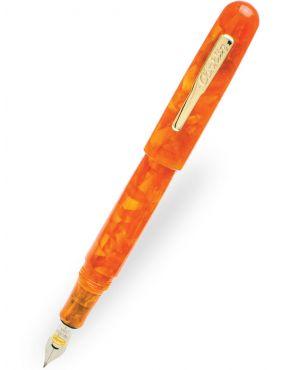 Conklin All American Sunburst Orange Fountain Pen