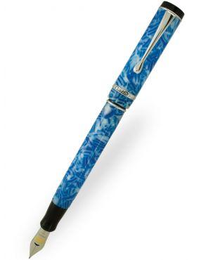 Conklin Duragraph Ice Blue Fountain Pen