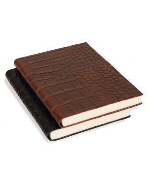 Crocco Large Leather Journal