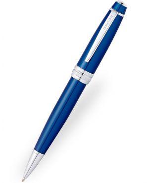 Cross Bailey Blue Lacquer Ballpoint Pen