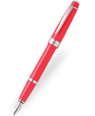 Cross Bailey Light Glossy Coral Fountain Pen