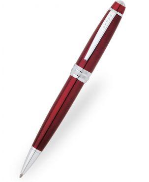 Cross Bailey Red Lacquer Ballpoint Pen
