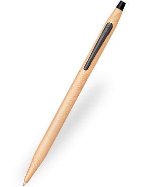 Cross Classic Century Brushed Rose Gold Ballpoint Pen