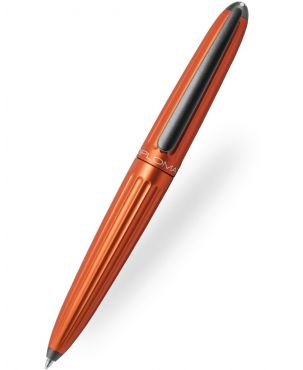 Diplomat Aero Orange Ballpoint Pen