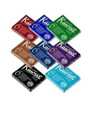 Kaweco Ink Cartridges (Pack of 6)