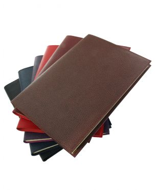 Laurige A4 Refillable Leather Journal