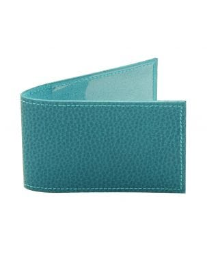 Laurige Travel Card Holder - Turquoise