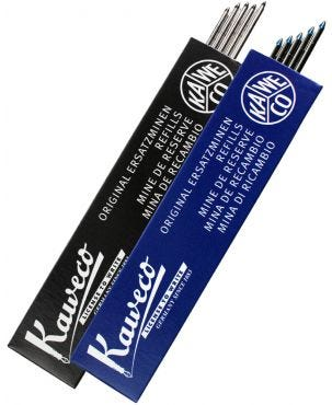 Kaweco Mini Ballpoint Refill - Medium Point (Pack of 5)