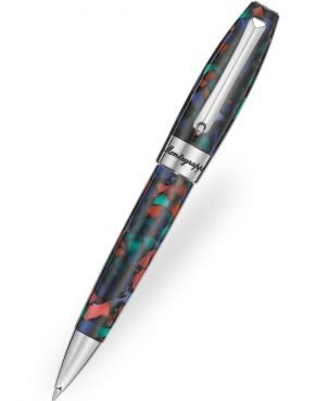 Montegrappa Fortuna Mosaico Aurora Borealis Ballpoint Pen