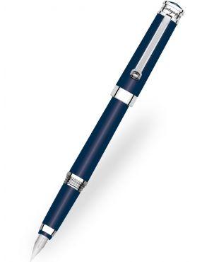 Montegrappa Parola Navy Blue Fountain Pen