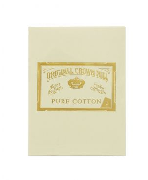 Original Crown Mill Cotton Paper A5 Writing Pad