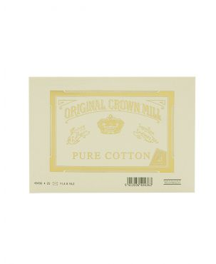 Original Crown Mill Cotton Paper C6 Lined Envelopes