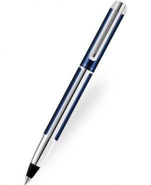 Pelikan Pura R40 Blue-Silver Rollerball Pen