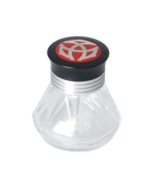 TWSBI Diamond 50ml Ink Bottle - Silver