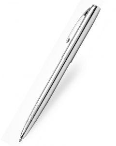 Fisher Space Cap-O-Matic Chrome Ballpoint Pen