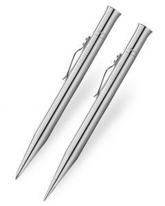 Laban 925 Sterling Silver Ballpoint & Pencil Set