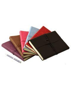 Amalfi Large Leather Journal