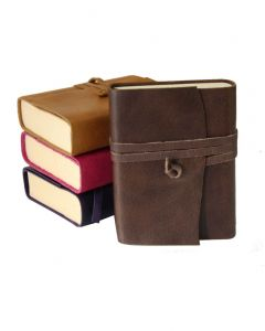 Amalfi Petit Leather Journal