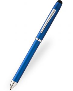 Cross Tech3+ Metallic Blue Multifunction Pen