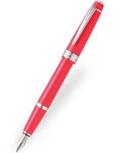 Cross Bailey Light Glossy Coral Fountain Pen