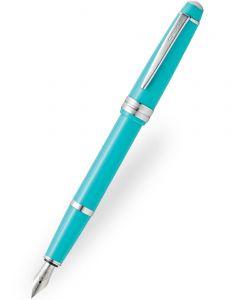 Cross Bailey Light Glossy Teal Fountain Pen