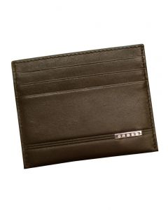 Cross Classic Century Credit Card Case - Brown