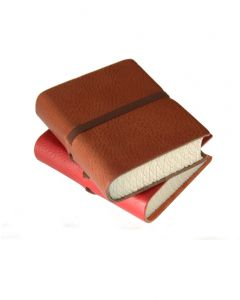 Da Vinci Petit Leather Journal