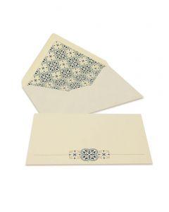 Kartos Set of 10 Large Cards & Envelopes - Quadrilobo