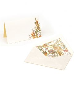 Kartos Set of 10 Medium Folded Cards & Envelopes - Cipro