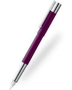 Lamy Scala 2019 Special Edition Dark Violet Fountain Pen