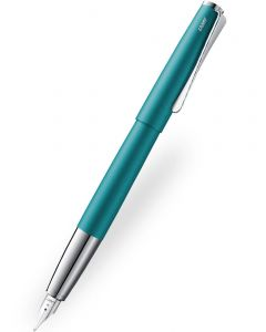 Lamy Studio 2019 Special Edition Aquamarine Fountain Pen
