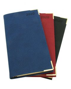 Letts Connoisseur Slim 2020 Diary - Week to View with Appointments