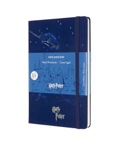 Moleskine Large Limited Edition Harry Potter Notebook - Flying Car